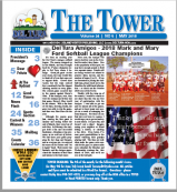 Del Tura - The Tower May 2018 issue